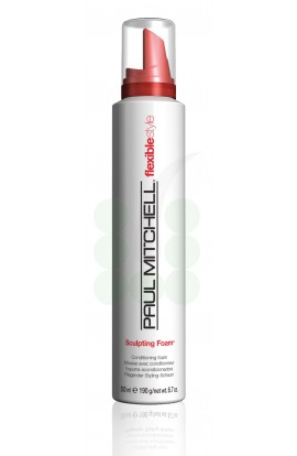 Haarpflege_PAUL-MITCHELL_flexiblestyle_Sculpting-Foam_Conditioning-foam_Pflegender-Styling-Schaum_Haarfinish_200ml